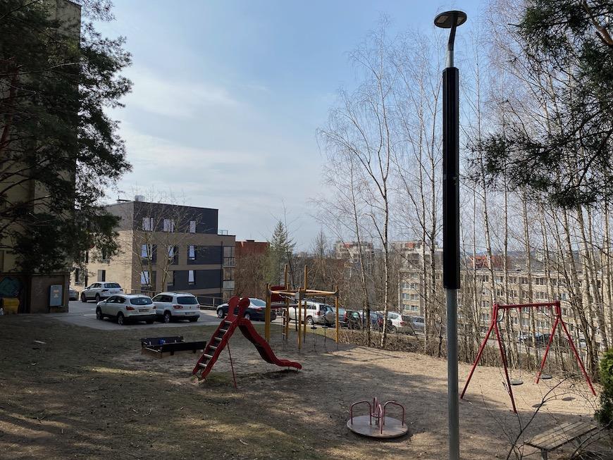 Bistryčios g. 12, Vilnius