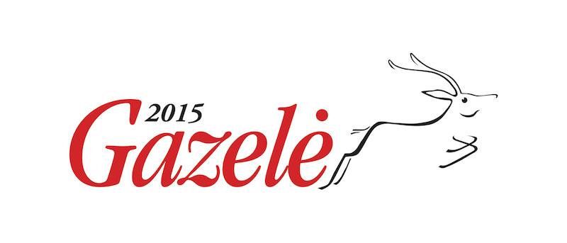 Gazelė 2015