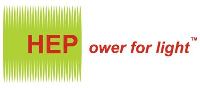 HEP logo