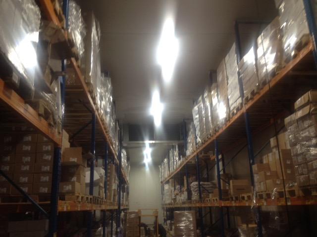 Fudo fridge warehouse
