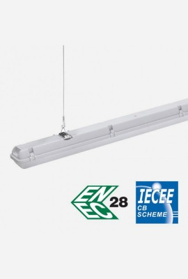 ELUMA LOW BAY 4ft LED ZL iki 65W