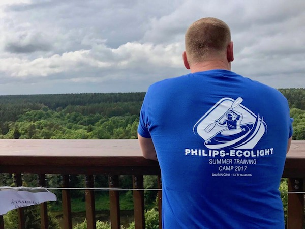 Philips-Ecolight summer training camp 2017