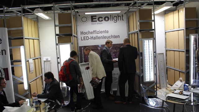 Eltec 2015, ECOLIGHT, 2