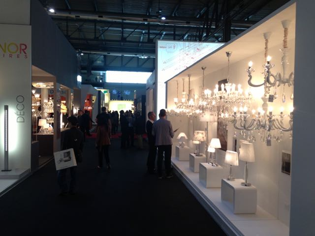 Euroluce 2013, Milan