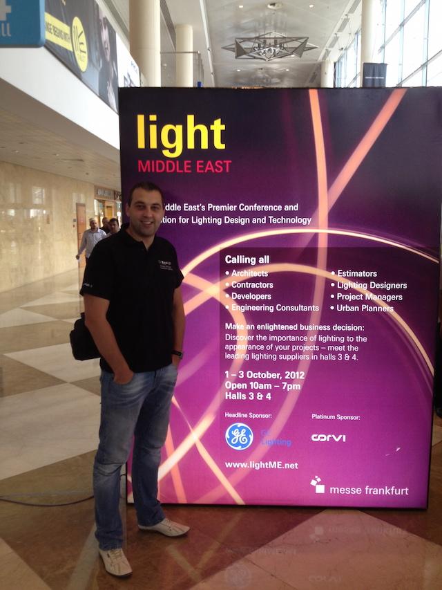 Light & Building ME 2012