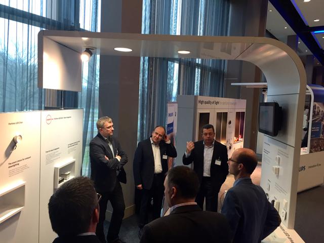 Philips OEM forum, Eindhoven