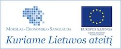 Kuriame Lietuvos ateiti Logo