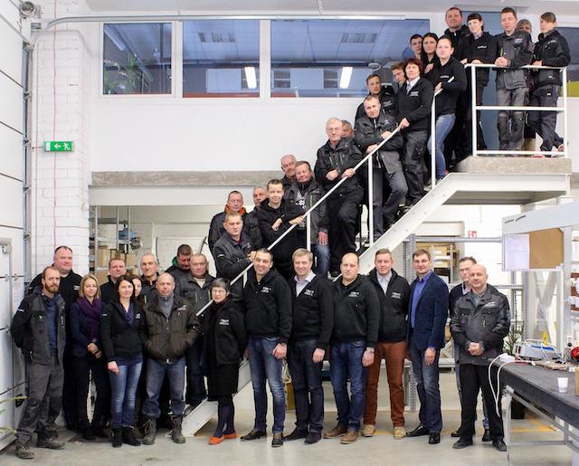Ecolight Team 2016