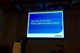 Philips renginys OEM Innovation Forum and Market 2015
