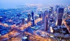 LIGHT ME 2016 paroda Dubajuje, JAE